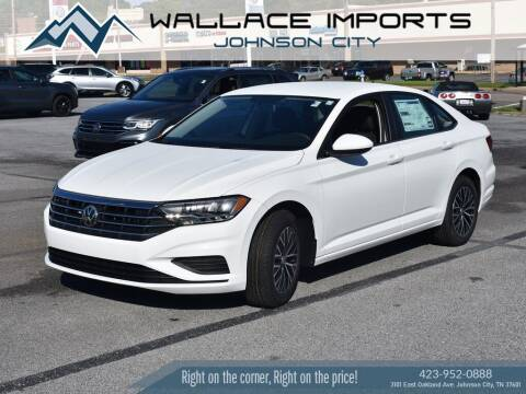 2021 Volkswagen Jetta for sale at WALLACE IMPORTS OF JOHNSON CITY in Johnson City TN