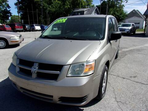 2008 Dodge Grand Caravan for sale at Car Credit Auto Sales in Terre Haute IN