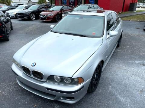 2000 BMW M5 for sale at Orlando Auto Connect in Orlando FL