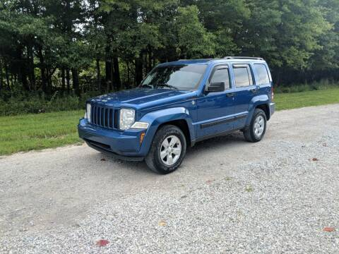 2009 Jeep Liberty for sale at Doyle's Auto Sales and Service in North Vernon IN