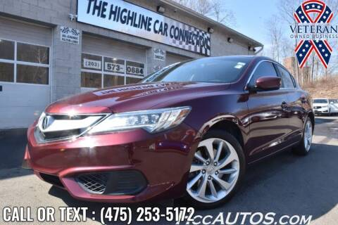 2016 Acura ILX for sale at The Highline Car Connection in Waterbury CT