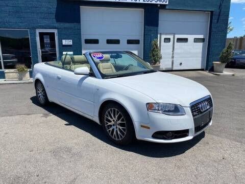 2009 Audi A4 for sale at Saugus Auto Mall in Saugus MA