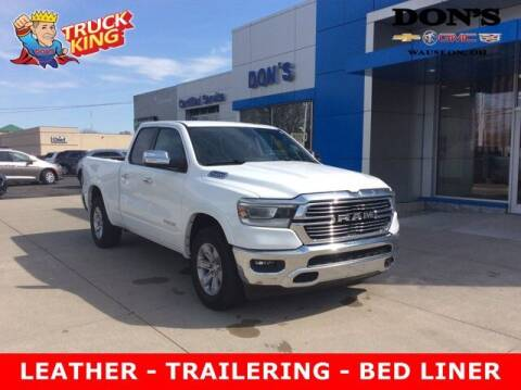 2020 RAM Ram Pickup 1500 for sale at DON'S CHEVY, BUICK-GMC & CADILLAC in Wauseon OH