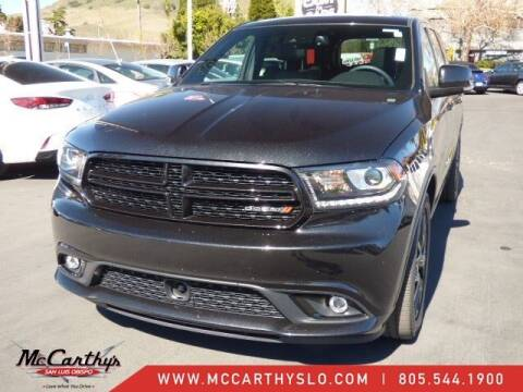 2016 Dodge Durango for sale at McCarthy Wholesale in San Luis Obispo CA