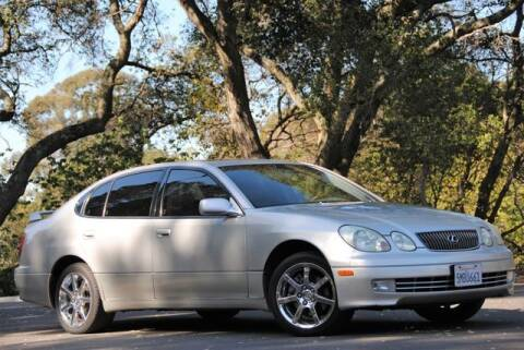2005 Lexus GS 430 for sale at VSTAR in Walnut Creek CA