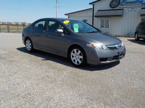 2011 Honda Civic for sale at Country Auto in Huntsville OH