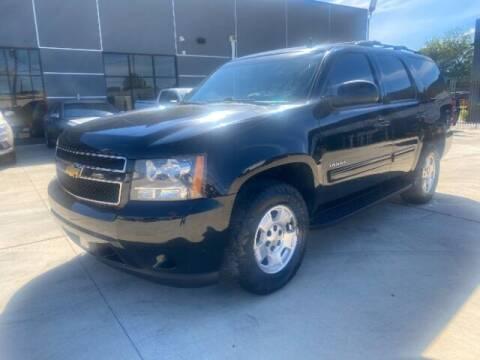 2012 Chevrolet Tahoe for sale at Eurospeed International in San Antonio TX