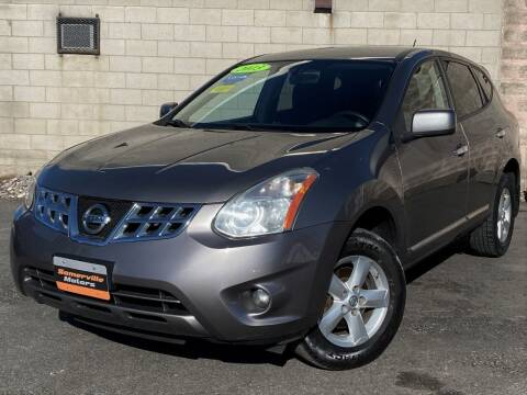 2013 Nissan Rogue for sale at Somerville Motors in Somerville MA