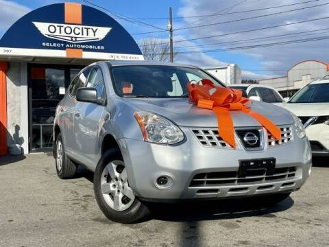 2010 Nissan Rogue for sale at OTOCITY in Totowa NJ