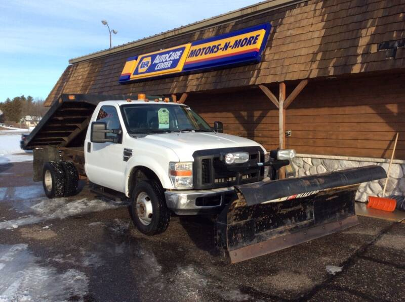 2010 Ford F-350 Super Duty for sale at MOTORS N MORE in Brainerd MN