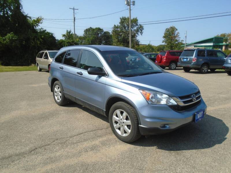 2011 Honda CR-V for sale at Michigan Auto Sales in Kalamazoo MI