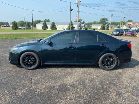 2014 Toyota Camry for sale at Diede's Used Cars in Canistota SD