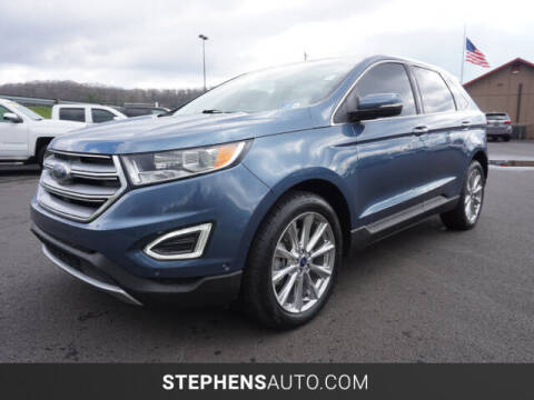 2018 Ford Edge for sale at Stephens Auto Center of Beckley in Beckley WV