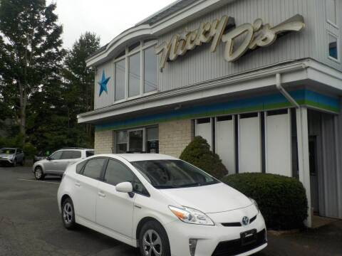 2015 Toyota Prius for sale at Nicky D's in Easthampton MA