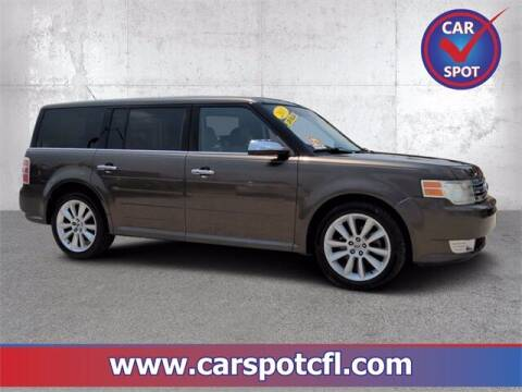 2011 Ford Flex for sale at Car Spot Of Central Florida in Melbourne FL