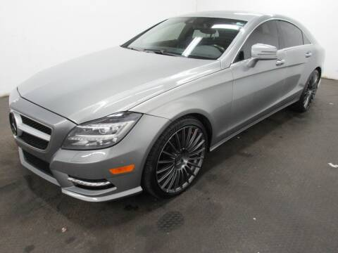 2014 Mercedes-Benz CLS for sale at Automotive Connection in Fairfield OH