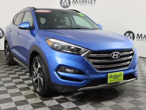 2017 Hyundai Tucson for sale at Markley Motors in Fort Collins CO