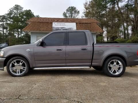 2002 Ford F-150 for sale at St. Tammany Auto Brokers in Slidell LA