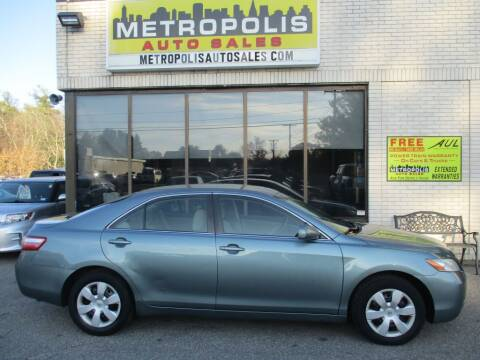 2009 Toyota Camry for sale at Metropolis Auto Sales in Pelham NH