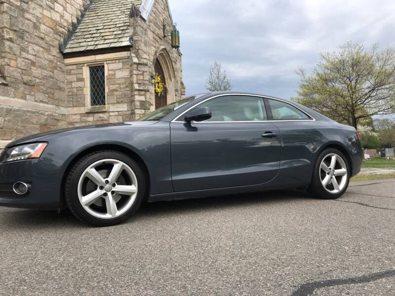 2010 Audi A5 for sale at Reynolds Auto Sales in Wakefield MA