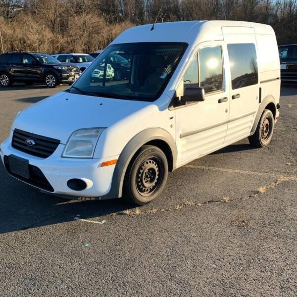 2012 Ford Transit Connect for sale at MBM Auto Sales and Service in East Sandwich MA
