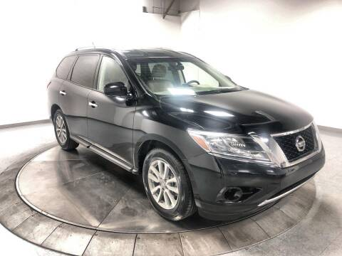 2014 Nissan Pathfinder for sale at CU Carfinders in Norcross GA