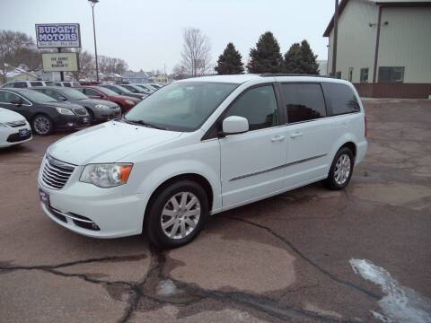 2014 Chrysler Town and Country for sale at Budget Motors - Budget Acceptance in Sioux City IA