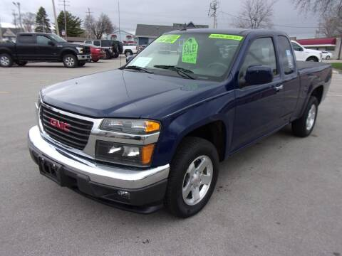 2012 GMC Canyon for sale at Ideal Auto Sales, Inc. in Waukesha WI