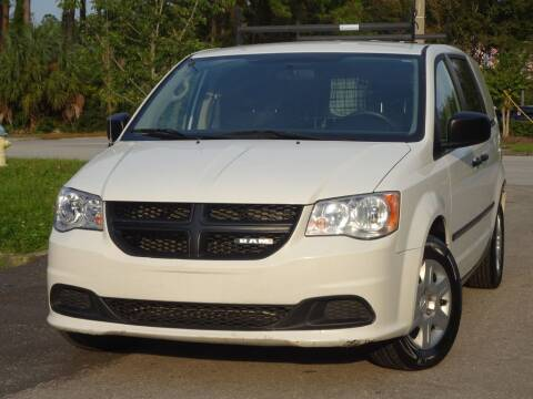 2012 RAM C/V for sale at Deal Maker of Gainesville in Gainesville FL