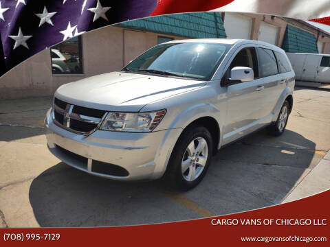 2009 Dodge Journey for sale at Cargo Vans of Chicago LLC in Mokena IL