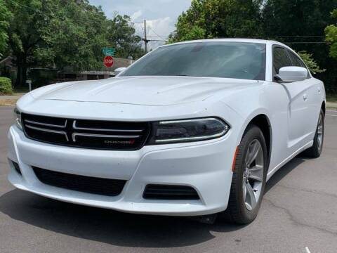 2015 Dodge Charger for sale at Consumer Auto Credit in Tampa FL