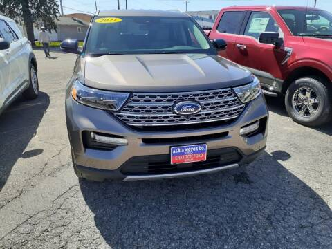 2021 Ford Explorer for sale at Albia Motor Co in Albia IA