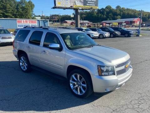 2014 Chevrolet Tahoe for sale at Greenbrier Auto Sales in Greenbrier AR