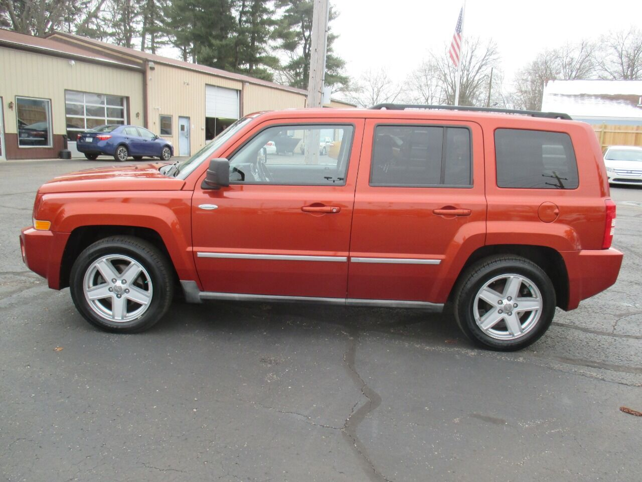 2010 Jeep Patriot Sport X