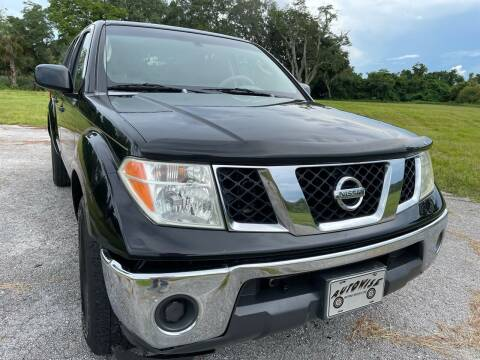 2007 Nissan Frontier for sale at Auto Export Pro Inc. in Orlando FL