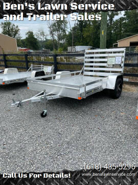 2022 BearTrack BTU76120F for sale at Ben's Lawn Service and Trailer Sales in Benton IL