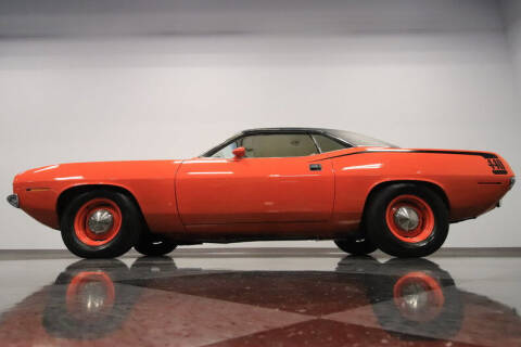 1970 Plymouth Barracuda V Code for sale at Bayou Classics and Customs in Parks LA