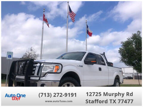 2012 Ford F-150 for sale at Auto One USA in Stafford TX