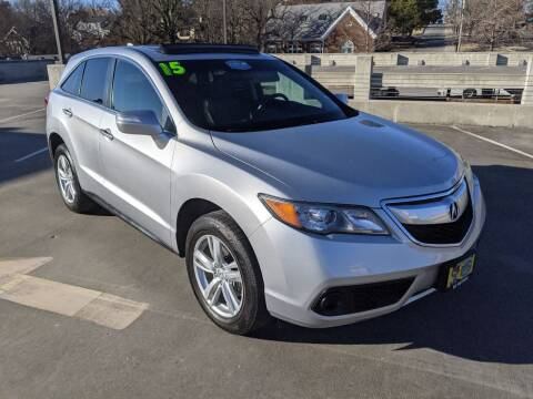 2015 Acura RDX for sale at QC Motors in Fayetteville AR