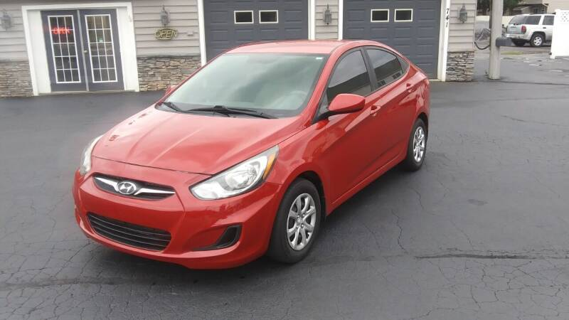 2013 Hyundai Accent for sale at American Auto Group, LLC in Hanover PA