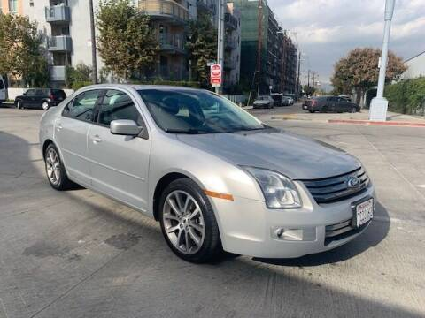 2009 Ford Fusion for sale at FJ Auto Sales in North Hollywood CA