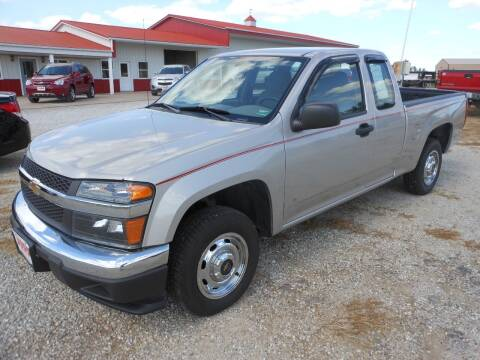 2006 Chevrolet Colorado for sale at JUDD MOTORS INC in Lancaster MO