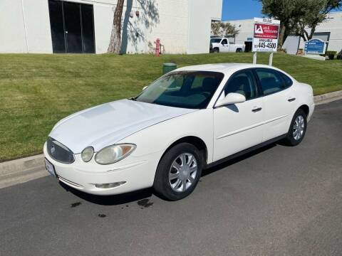 2005 Buick LaCrosse for sale at California Auto Sales in Temecula CA