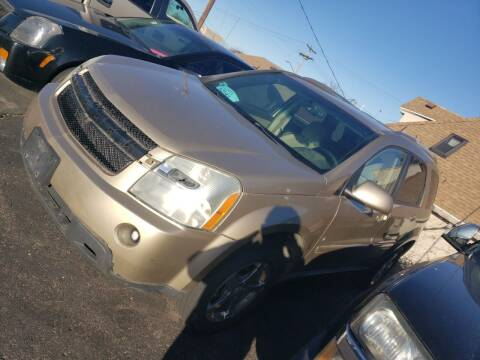 2007 Chevrolet Equinox for sale at Geareys Auto Sales of Sioux Falls, LLC in Sioux Falls SD