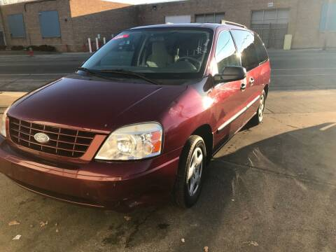 2007 Ford Freestar for sale at Square Business Automotive in Milwaukee WI