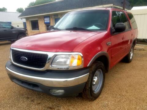 2001 Ford Expedition for sale at Dorsey Auto Sales in Tyler TX
