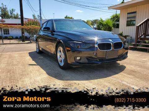 2012 BMW 3 Series for sale at Zora Motors in Houston TX