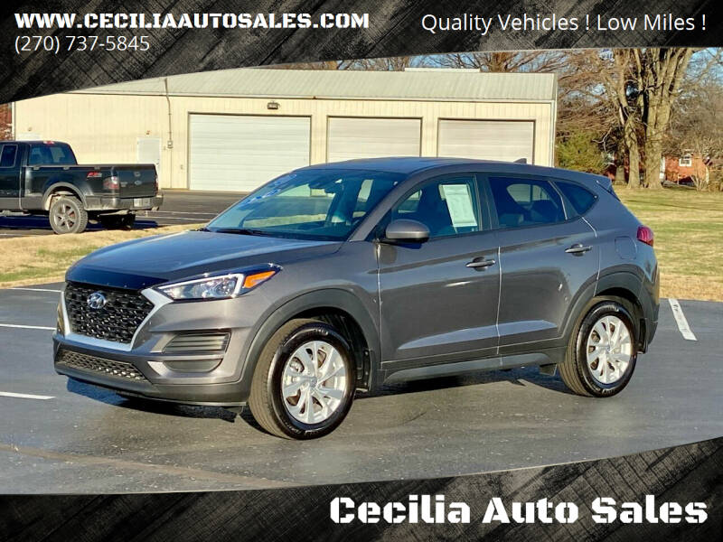 2020 Hyundai Tucson for sale at Cecilia Auto Sales in Elizabethtown KY