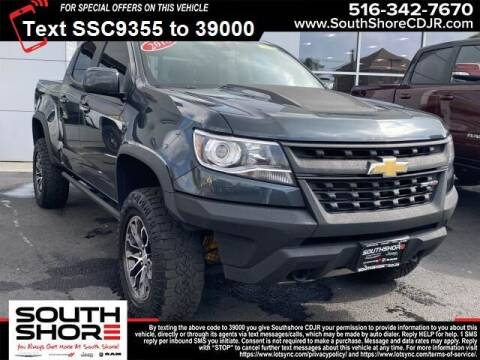 2018 Chevrolet Colorado for sale at South Shore Chrysler Dodge Jeep Ram in Inwood NY