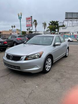 2008 Honda Accord for sale at Luxury Auto Imports in San Diego CA